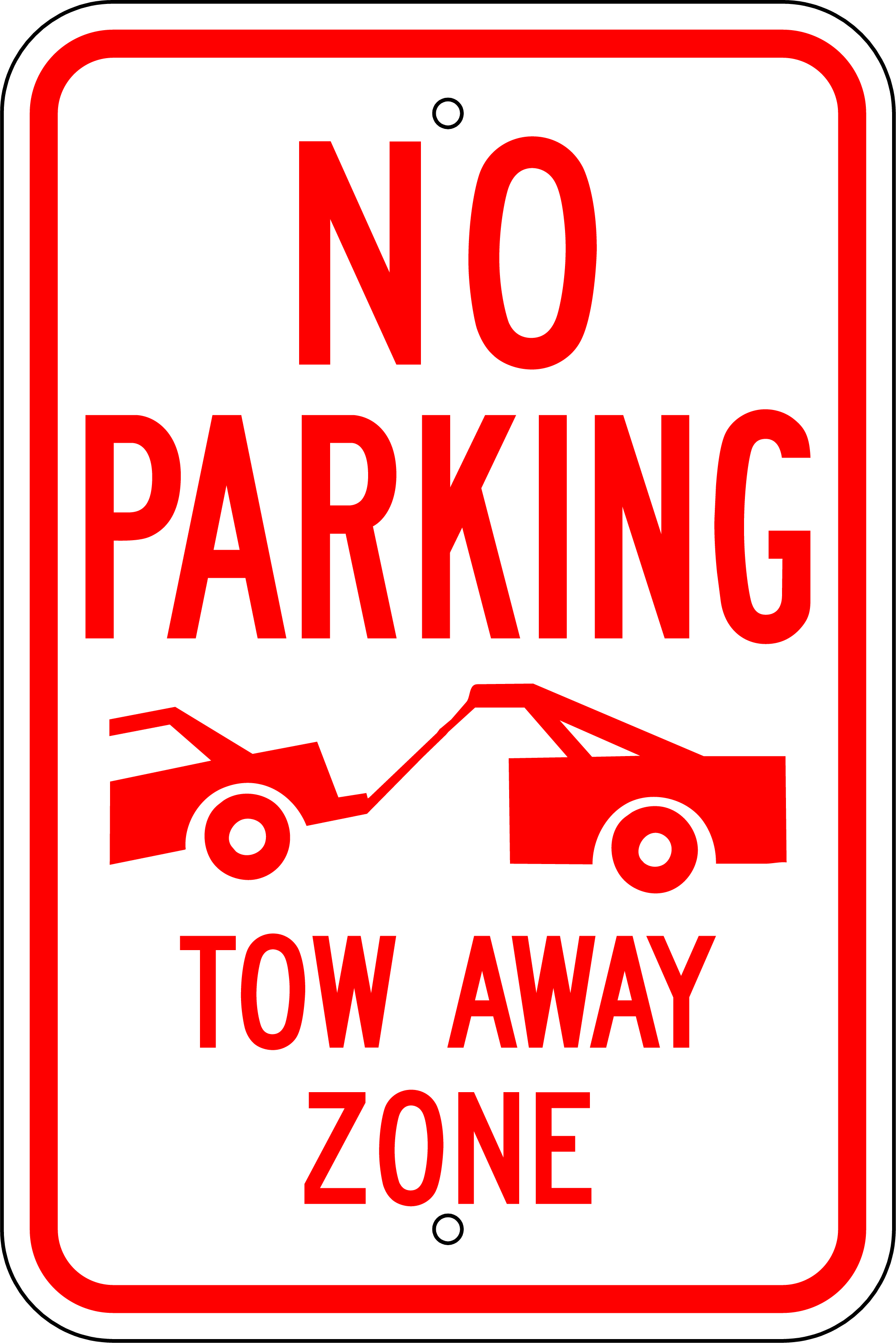 Los Santos Role Play • View topic - No Parking sign - Replacement