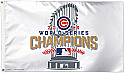 Chicago Cubs 2016 World Series Champs 3x5 Flag