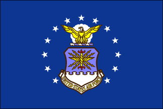 Air Force Armed Forces Flag