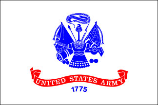 Army Armed Forces Flag