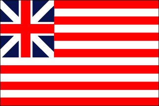 Grand Union Historical US Flag