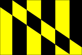 Lord Baltimore Historical US Flag