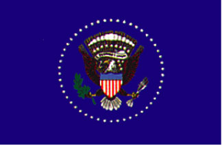 US Presidential Seal Flag