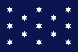 Washington's Commander-in-Chief Historical US Flag