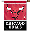 Chicago Bulls Vertical Banner 27x37 Version 2