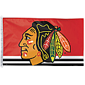 Chicago Blackhawks Flag 3x5 Version 1