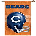 Chicago Bears Throwback Vertical Banner 27x37