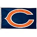 Chicago Bears Flag 3x5 Version 1