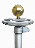 Solar Light for Flagpole