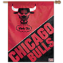 Chicago Bulls Vertical Banner 27x37 Version 3