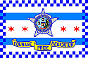 Chicago Police Department Flag