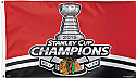 Chicago Blackhawks 2015 Stanley Cup Championship Flag 3x5