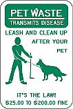 Pet Leash & Cleanup Version 2