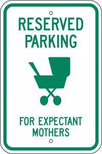 Expectant Mothers Sign