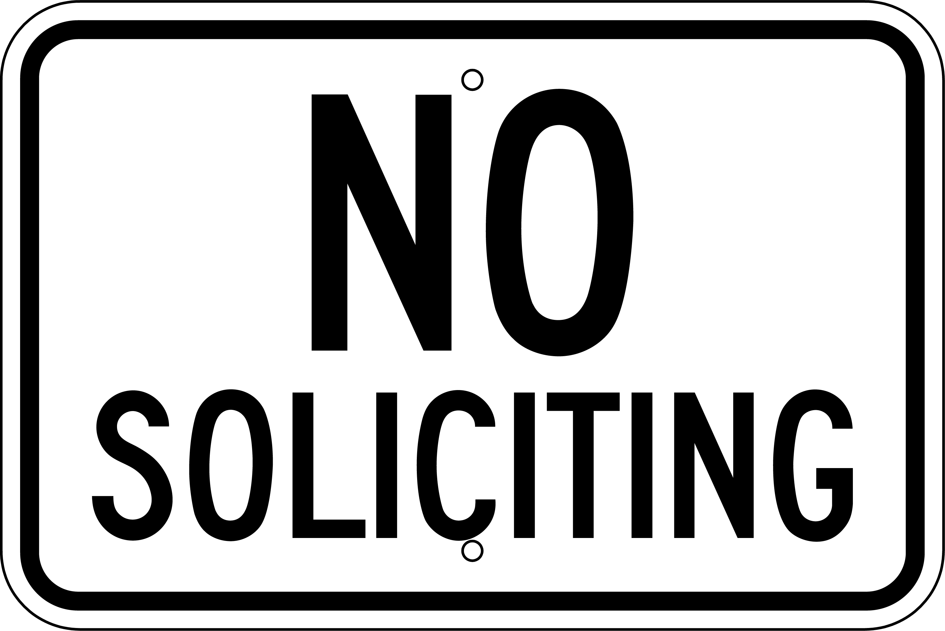 graphic relating to No Soliciting Sign Printable named W.G.N Flag Decorating Co. \u003e Parking/Visitors Regulate